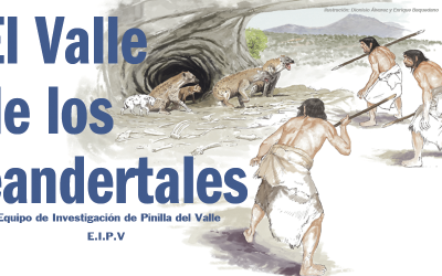 ¡Bienvenidos a la página oficial del Equipo de Investigación del Valle de los Neandertales!